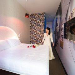 Отель iRooms Campo dei Fiori Италия, Рим - 1 отзыв об отеле, цены и фото номеров - забронировать отель iRooms Campo dei Fiori онлайн комната для гостей фото 2
