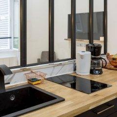 Отель Studio D'architecte au Pied de Tour Eiffel Франция, Париж - отзывы, цены и фото номеров - забронировать отель Studio D'architecte au Pied de Tour Eiffel онлайн в номере фото 2
