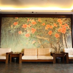 Отель Lian Jie Пекин интерьер отеля