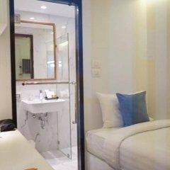 S Box Sukhumvit Hotel комната для гостей фото 3