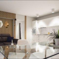 Отель Ujazdowski Park Sunny Apartment Польша, Варшава - отзывы, цены и фото номеров - забронировать отель Ujazdowski Park Sunny Apartment онлайн комната для гостей