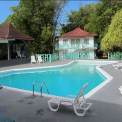 Отель Coral Seas Garden Resort с домашними животными