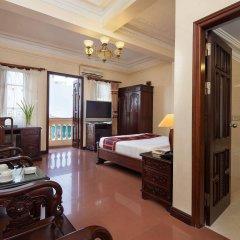 Отель Lucky 2 Hotel - The Original Lucky Chain Вьетнам, Ханой - отзывы, цены и фото номеров - забронировать отель Lucky 2 Hotel - The Original Lucky Chain онлайн комната для гостей фото 5