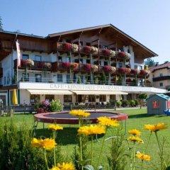 Отель Alpenpanorama Австрия, Зёлль - отзывы, цены и фото номеров - забронировать отель Alpenpanorama онлайн приотельная территория фото 2