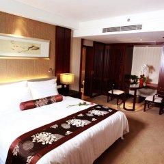 Beijing Hejing Fu Hotel комната для гостей