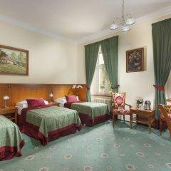Отель Green Garden Hotel Чехия, Прага - - забронировать отель Green Garden Hotel, цены и фото номеров комната для гостей