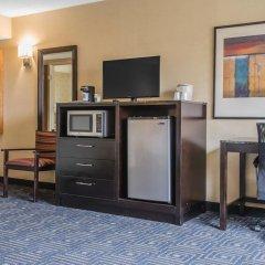 Отель Quality Inn & Suites Mall Of America - Msp Airport Блумингтон удобства в номере фото 2