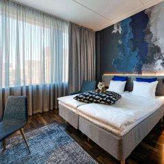 Отель GLO Hotel Espoo Sello Финляндия, Эспоо - 6 отзывов об отеле, цены и фото номеров - забронировать отель GLO Hotel Espoo Sello онлайн комната для гостей фото 5