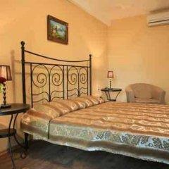 Гостиница Меридиан комната для гостей фото 6