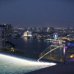 Отель AVANI Riverside Bangkok Hotel Таиланд, Бангкок - 1 отзыв об отеле, цены и фото номеров - забронировать отель AVANI Riverside Bangkok Hotel онлайн спортивное сооружение