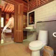 Отель Sensi Paradise Beach Resort ванная фото 2