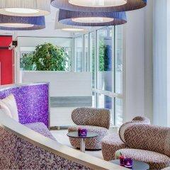 Отель IntercityHotel Rostock интерьер отеля