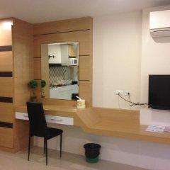 Отель Chitra Suite Паттайя удобства в номере фото 2