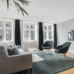 Отель Rosenborg Hotel Apartments Дания, Копенгаген - отзывы, цены и фото номеров - забронировать отель Rosenborg Hotel Apartments онлайн комната для гостей