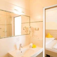 Отель Gruberhof Меран ванная