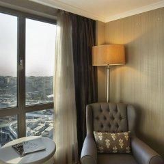 Отель Dedeman Bostanci балкон