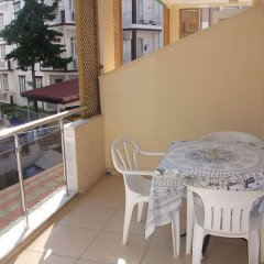 Delphin Apart Hotel Сиде балкон