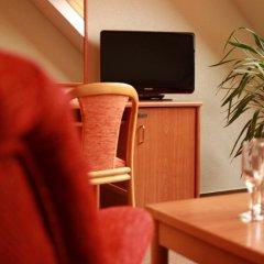 Отель Lazensky Hotel Pyramida I Чехия, Франтишкови-Лазне - отзывы, цены и фото номеров - забронировать отель Lazensky Hotel Pyramida I онлайн удобства в номере фото 2