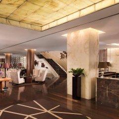 Sheraton Lisboa Hotel & Spa интерьер отеля
