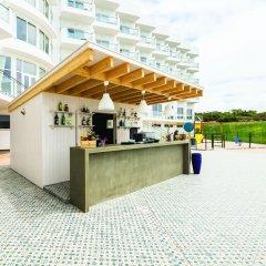 Отель Da Praia Norte бассейн