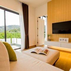 Отель Hill Myna Condotel 3* Стандартный номер с разными типами кроватей
