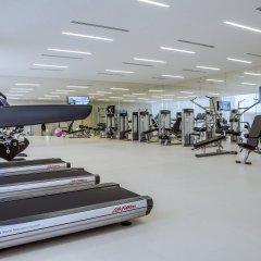 Отель Rosh Rayhaan by Rotana фитнесс-зал