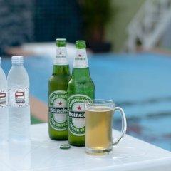 Отель PJ Patong Resortel ванная фото 2