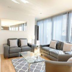 Отель Roomspace Apartments -Watling Street Великобритания, Лондон - отзывы, цены и фото номеров - забронировать отель Roomspace Apartments -Watling Street онлайн комната для гостей фото 5