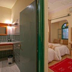 Отель Kasbah Sirocco Марокко, Загора - отзывы, цены и фото номеров - забронировать отель Kasbah Sirocco онлайн ванная фото 2