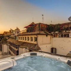 Отель Residenze Argileto Рим бассейн