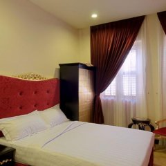 Santa Grand Hotel Chinatown комната для гостей фото 2