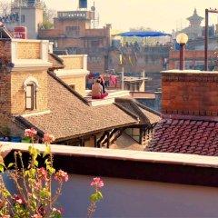 Отель Timila Непал, Лалитпур - отзывы, цены и фото номеров - забронировать отель Timila онлайн приотельная территория
