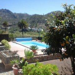 Отель Villa in San B. de Tirajana - 103377 by MO Rentals Сан-Бартоломе-де-Тирахана бассейн