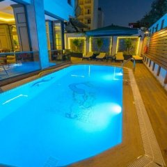 Marmaris Beach Hotel бассейн