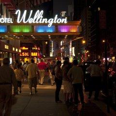 Отель Wellington Hotel США, Нью-Йорк - 10 отзывов об отеле, цены и фото номеров - забронировать отель Wellington Hotel онлайн развлечения