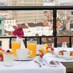 Отель NH Collection Brussels Centre питание фото 2