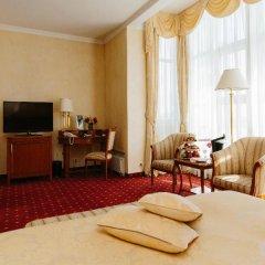 Гранд Отель Эмеральд 5* Стандартный номер разные типы кроватей фото 4