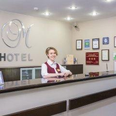 М-Отель Санкт-Петербург интерьер отеля фото 2
