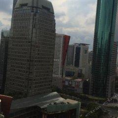 Shenzhen Be Young Hostel Шэньчжэнь балкон