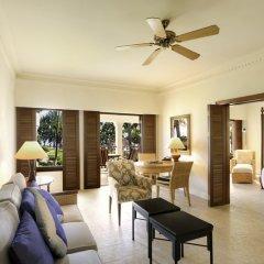 Отель Hilton Mauritius Resort & Spa 5* Стандартный номер с различными типами кроватей фото 5