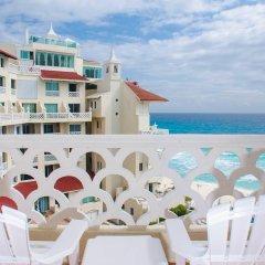 Отель BSEA Cancun Plaza Hotel Мексика, Канкун - отзывы, цены и фото номеров - забронировать отель BSEA Cancun Plaza Hotel онлайн балкон фото 2