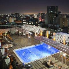 Отель Galeria Plaza Reforma Мексика, Мехико - отзывы, цены и фото номеров - забронировать отель Galeria Plaza Reforma онлайн балкон