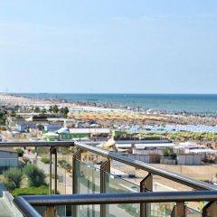 Отель Ascot & Spa Италия, Римини - отзывы, цены и фото номеров - забронировать отель Ascot & Spa онлайн балкон