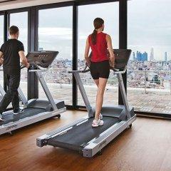 Отель Barcelo Istanbul фитнесс-зал фото 4