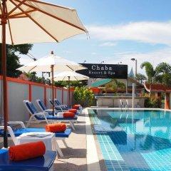 Отель Chabana Resort Пхукет бассейн фото 3