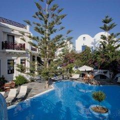 Veggera Hotel бассейн