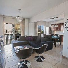 Отель Tonia Villas Кипр, Протарас - отзывы, цены и фото номеров - забронировать отель Tonia Villas онлайн комната для гостей фото 3