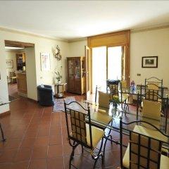 Отель Albergo Villa Cristina Сполето в номере