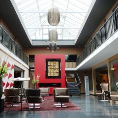 Отель Viennart Am Museumsquartier Вена интерьер отеля
