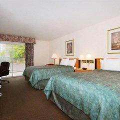 Отель Magnuson Grand Columbus North США, Колумбус - отзывы, цены и фото номеров - забронировать отель Magnuson Grand Columbus North онлайн комната для гостей фото 5